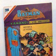 Tebeos: BATMAN Nº 872 NOVARO SERIE AGUILA. Lote 185711528