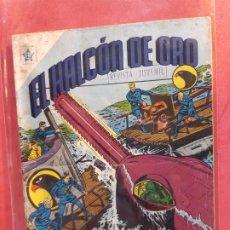 Tebeos: EL HALCÓN DE ORO-Nº 9-NOVARO. Lote 185712777