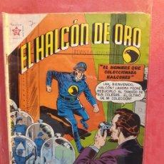 Tebeos: EL HALCÓN DE ORO-Nº 7-NOVARO. Lote 185712838