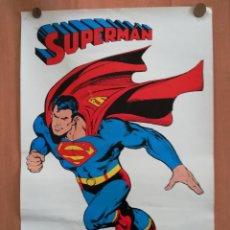 Tebeos: POSTER SUPERMAN EDITORIAL NOVARO ¡RARO!. Lote 185917770