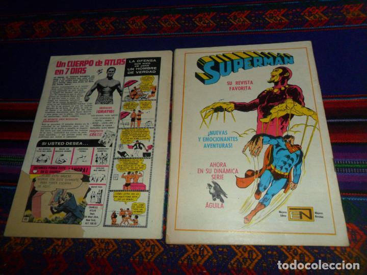 Tebeos: EL LLANERO SOLITARIO Nº 2-394 EL COMISARIO. NOVARO 1977 REGALO BATMAN CAMPEONES DE LA JUSTICIA 2-894 - Foto 2 - 185959648