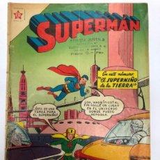 Tebeos: COMIC ORIGINAL SUPERMAN Nº 114 EDITORIAL NOVARO. Lote 185989161