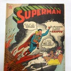 Tebeos: COMIC ORIGINAL SUPERMAN Nº 139 EDITORIAL NOVARO. Lote 185989247