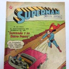 Tebeos: COMIC ORIGINAL SUPERMAN Nº 145 EDITORIAL NOVARO. Lote 185989313