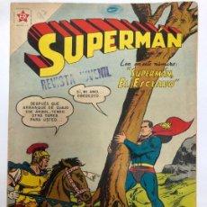 Tebeos: COMIC ORIGINAL SUPERMAN Nº 97 EDITORIAL NOVARO. Lote 185992665