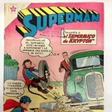 Tebeos: COMIC ORIGINAL SUPERMAN Nº 260 EDITORIAL NOVARO. Lote 185993020