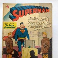 Tebeos: COMIC ORIGINAL SUPERMAN Nº 179 EDITORIAL NOVARO. Lote 185993821