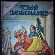 Tebeos: VIDAS EJEMPLARES Nº 124 - SANTA CLOTILDE - NOVARO (EDICIÓN MEXICANA) 1962. Lote 186033132