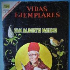 Tebeos: VIDAS EJEMPLARES Nº 241 - SANTA CLOTILDE - NOVARO 1967. Lote 186033152
