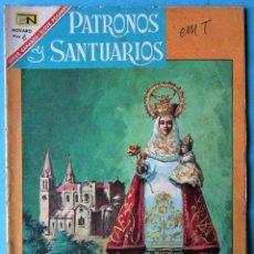 Tebeos: PATRONOS Y SANTUARIOS Nº 10 - LA VIRGEN DE COVADONGA - NOVARO 1967 . Lote 186033266