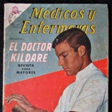 Tebeos: MÉDICOS Y ENFERMERAS - Nº 14 - EL DOCTOR KILDARE - NOVARO 1965. Lote 186033331