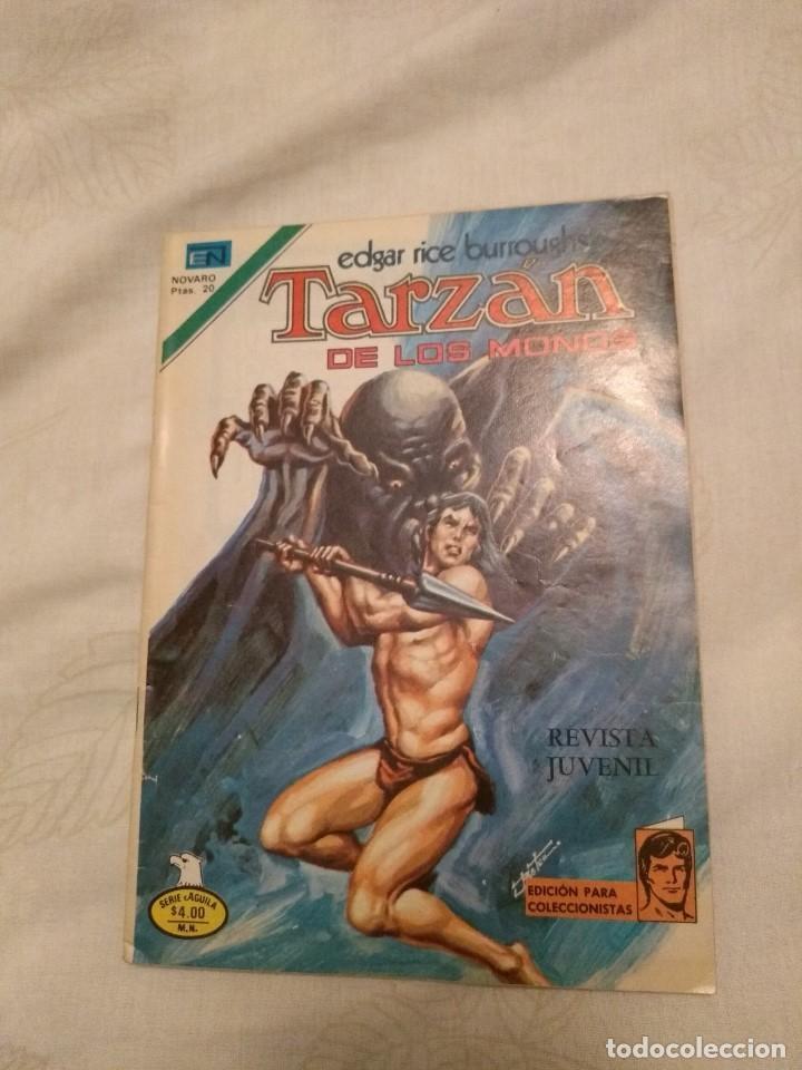 TARZÁN Nº 604 - MUY BUEN ESTADO (Tebeos y Comics - Novaro - Tarzán)