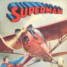 Tebeos: SUPERMAN. LIBRO CÓMIC. NOVARO. Nº 20. Lote 186091715