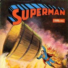 Tebeos: SUPERMAN. LIBRO CÓMIC. NOVARO. Nº 35. Lote 186091771
