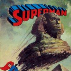 Tebeos: SUPERMAN. LIBRO CÓMIC. NOVARO. Nº 27. Lote 186091842