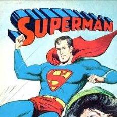 Tebeos: SUPERMAN. LIBRO CÓMIC. NOVARO. Nº 25. Lote 186091867