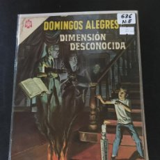 Tebeos: NOVARO DOMINGOS ALEGRES NUMERO 636 NORMAL ESTADO. Lote 186154446