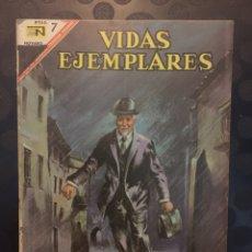 Tebeos: VIDAS EJEMPLARES N.250 . DOCTOR LUDOVICO NECCHI EL SEGLAR MODELO . 1967 .. Lote 186177422