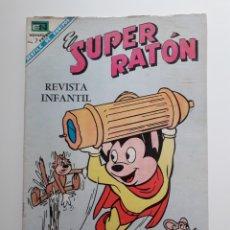 Tebeos: SÚPER RATÓN ED NOVARO. NUM 194. 1968. Lote 186203761
