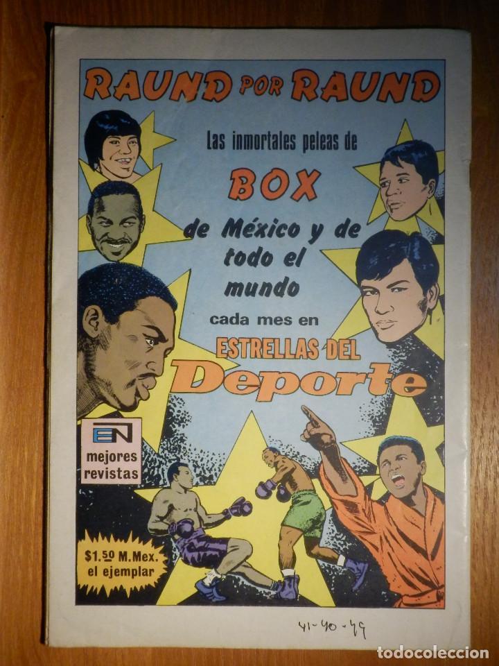 Tebeos: Comic - Tarzan de los Monos - Año XXIII nº 331 - Novaro - Foto 2 - 186280191