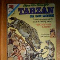 Tebeos: COMIC - TARZAN DE LOS MONOS - AÑO XXI Nº 285- 6 DE ENERO DE 1972 - NOVARO. Lote 186280291