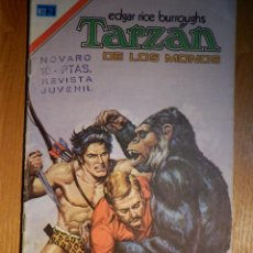 Tebeos: COMIC - TARZAN DE LOS MONOS - AÑO XXIV Nº 404 - 3 DE AGOSTO DE 1974 - NOVARO. Lote 186280305