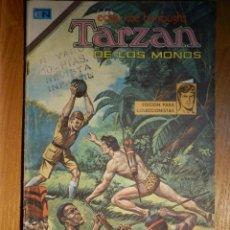 Tebeos: COMIC - TARZAN DE LOS MONOS - AÑO XXIV Nº 417 - 19 DE NOVIEMBRE DE 1974 - NOVARO. Lote 186280337