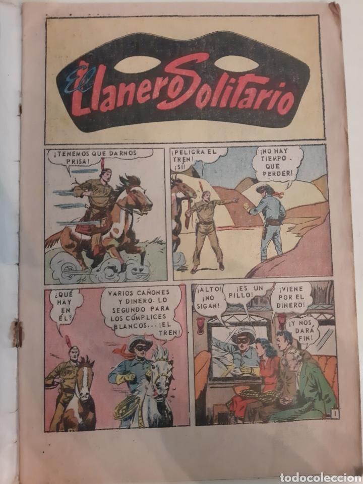 Tebeos: 1967 El Llanero solitario novato 175 año XV - Foto 2 - 186304015