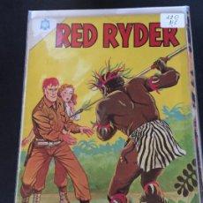Tebeos: NOVARO RED RYDER NUMERO 120 NORMAL ESTADO. Lote 186339840