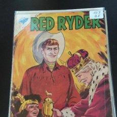Tebeos: NOVARO RED RYDER NUMERO 103 BUEN ESTADO. Lote 186340072