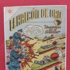 Tebeos: EL HALCON DE ORO Nº 2 NOVARO EXCELENTE ESTADO. Lote 186375503