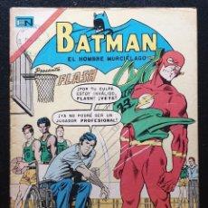 Tebeos: BATMAN Nº 613. EDITORIAL NOVARO 1972. Lote 186395705