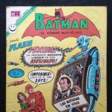 Tebeos: BATMAN Nº 644. EDITORIAL NOVARO 1972. Lote 186397602