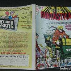 Tebeos: HISTORIAS FANTASTICAS Nº 94. 15 DICIEMBRE 1963. EDICIONES RECREATIVAS NOVARO.. Lote 187092981