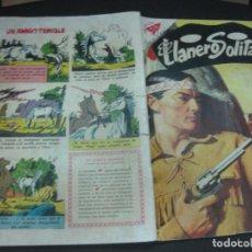 Tebeos: EL LLANERO SOLITARIO Nº 60 MARZO 1958. EDITORIAL NOVARO.. Lote 187152951