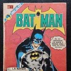Tebeos: BATMAN Nº 690. EDITORIAL NOVARO 1973. Lote 187168146