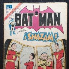 Tebeos: BATMAN Nº 747. EDITORIAL NOVARO 1974. Lote 187169288