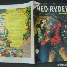 Tebeos: RED RYDER Nº 3. 1 ENERO 1955. NOVARO. BUEN ESTADO.. Lote 187174356