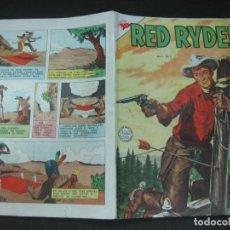Tebeos: RED RYDER Nº 5. 1 MARZO 1955. NOVARO. BUEN ESTADO.. Lote 187174418