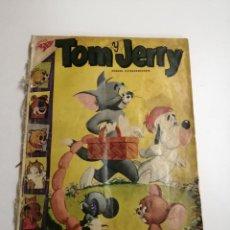 Giornalini: TOM Y JERRY. AÑO IX NUMERO EXTRAORDINARIO. 1959 MEXICO. ED.: NOVARO. BARCELONA. Lote 187304472