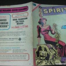 Tebeos: EL SPIRIT Nº 11. 1 ABRIL 1967. EDITORIAL NOVARO.. Lote 187408965
