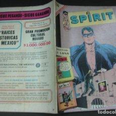 Tebeos: EL SPIRIT Nº 10. 1 MARZO 1967. EDITORIAL NOVARO.. Lote 187408997