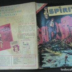 Tebeos: EL SPIRIT Nº 7. 1 DICIEMBRE 1966. EDITORIAL NOVARO.. Lote 187409123