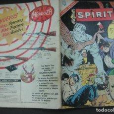 Tebeos: EL SPIRIT Nº 6. 1 NOVIEMBRE 1966. EDITORIAL NOVARO.. Lote 187409161