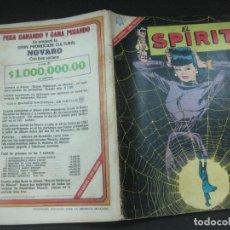 Tebeos: EL SPIRIT Nº 4. 1 SEPTIEMBRE 1966. EDITORIAL NOVARO.. Lote 187409195