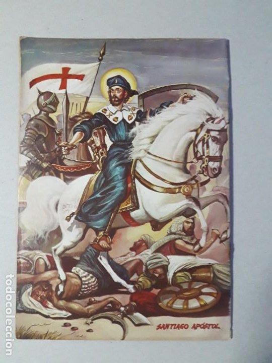 Tebeos: Vidas ejemplares n° 147 - Santiago apóstol - original editorial Novaro - Foto 3 - 213472773