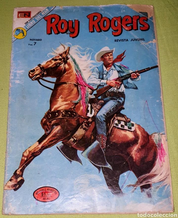 COMIC ROY ROGERS EDITORIAL NOVARO N.° 303 AGOSTO 1973 (Tebeos y Comics - Novaro - Red Ryder)