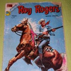 Tebeos: COMIC ROY ROGERS EDITORIAL NOVARO N.° 303 AGOSTO 1973. Lote 187412356