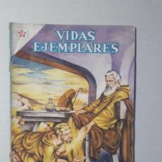 Tebeos: VIDAS EJEMPLARES N° 78 - TRES MONJES DEL DESIERTO - ORIGINAL EDITORIAL NOVARO. Lote 187413698