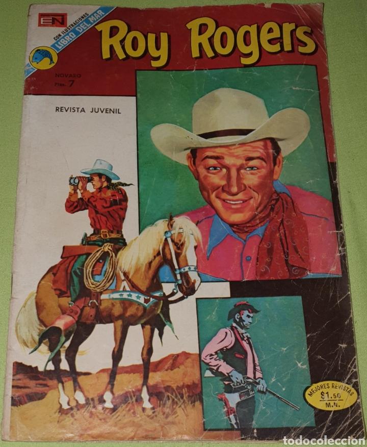 COMIC ROY ROGERS EDITORIAL NOVARO N° 302 AGOSTO 1973 (Tebeos y Comics - Novaro - Red Ryder)